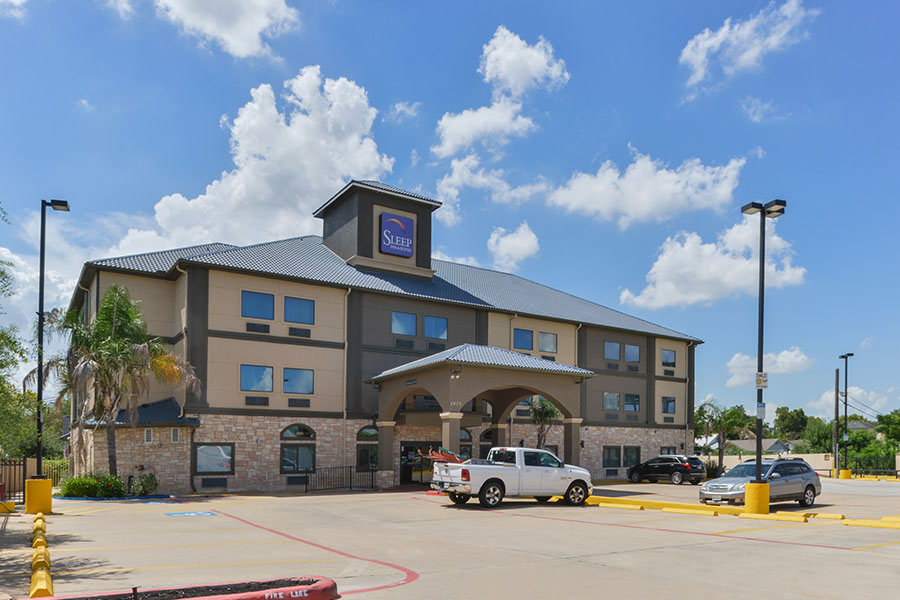 Sleep Inn & Suites Near Downtown North Houston